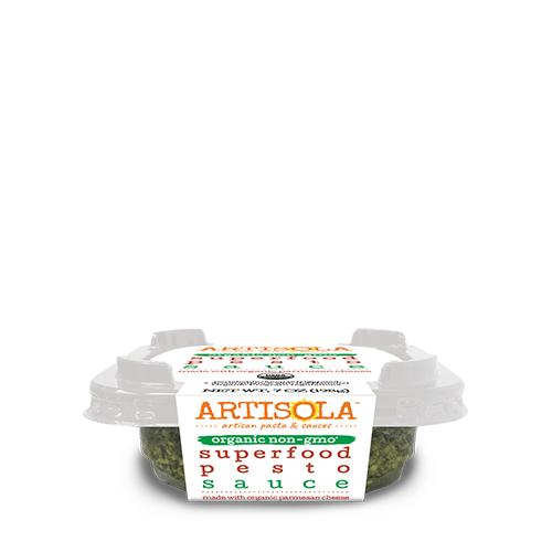 Organic Superfood Pesto Sauce